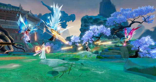 Kiếm Hồn 3D chính thức ra mắt 10h00 hôm nay, game thủ Việt đã có thể thoải mái trải nghiệm - Ảnh 4.