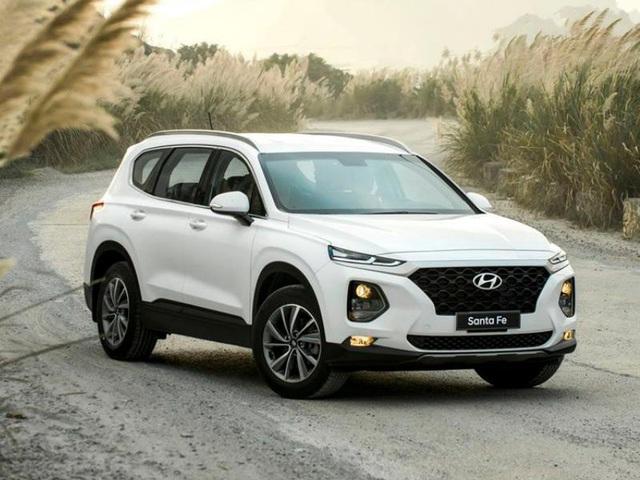 Hyundai Santa Fe 2019 – SUV đô thị chưa có dấu hiệu hạ nhiệt - Ảnh 1.