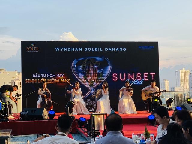 PPC An Thịnh giới thiệu Tổ hợp Wyndham Soleil Danang - Ảnh 1.