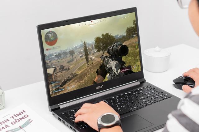Acer ra mắt laptop gaming Aspire 7 mới: cấu hình và tản nhiệt bậc nhất trong phân khúc - Ảnh 1.