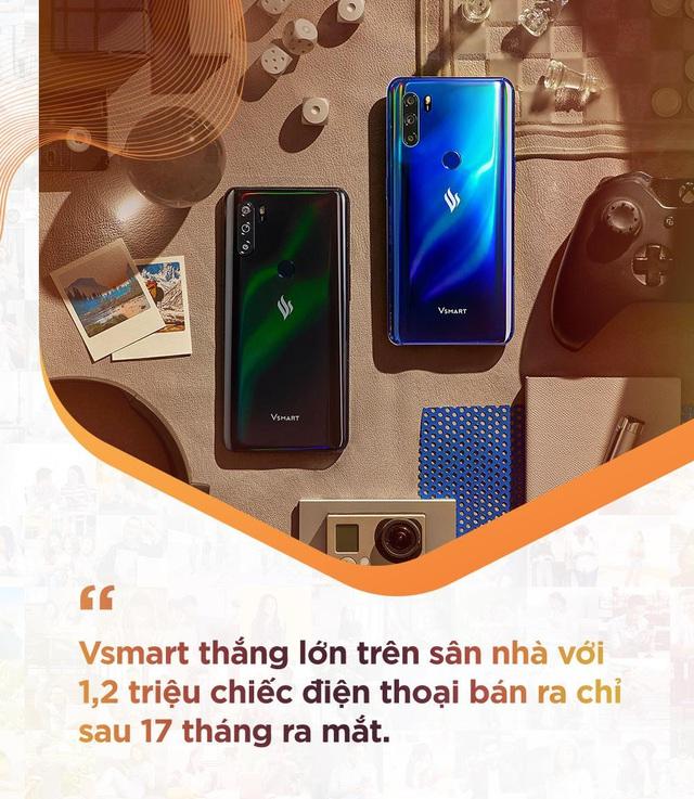 """Câu chuyện về những đối tác tiên phong đồng hành cùng VinSmart trên hành trình đưa công nghệ """"Made in Vietnam"""" chinh phục người tiêu dùng - Ảnh 1."""