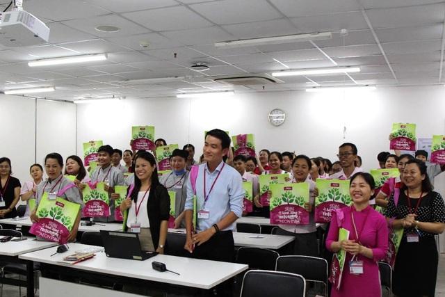 AEON Việt Nam đặt mục tiêu là nơi làm việc tốt nhất ngành bán lẻ - Ảnh 2.