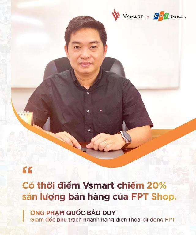 """Câu chuyện về những đối tác tiên phong đồng hành cùng VinSmart trên hành trình đưa công nghệ """"Made in Vietnam"""" chinh phục người tiêu dùng - Ảnh 2."""