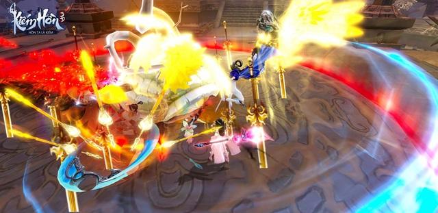 Kiếm Hồn 3D chính thức ra mắt 10h00 hôm nay, game thủ Việt đã có thể thoải mái trải nghiệm - Ảnh 5.