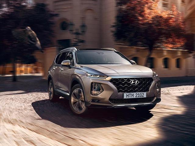 Hyundai Santa Fe 2019 – SUV đô thị chưa có dấu hiệu hạ nhiệt - Ảnh 4.