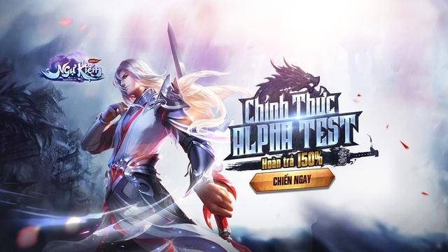Ngự Kiếm Mobile chính thức mở cửa Alpha Test tại Việt Nam - Ảnh 4.
