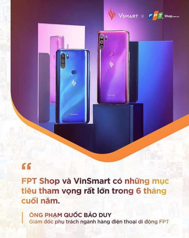 """Câu chuyện về những đối tác tiên phong đồng hành cùng VinSmart trên hành trình đưa công nghệ """"Made in Vietnam"""" chinh phục người tiêu dùng - Ảnh 3."""
