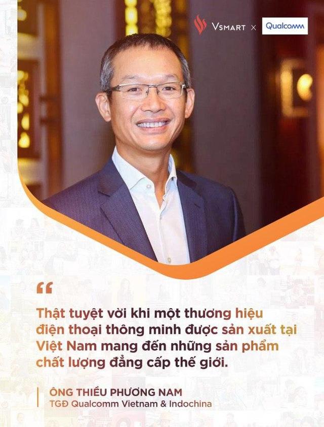 """Câu chuyện về những đối tác tiên phong đồng hành cùng VinSmart trên hành trình đưa công nghệ """"Made in Vietnam"""" chinh phục người tiêu dùng - Ảnh 4."""