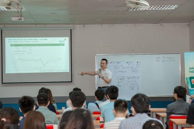 Luci hợp tác với học viện FPT Coking tổ chức workshop chuyên sâu về IoT và giải pháp đô thị thông minh tại Việt Nam - Ảnh 1.