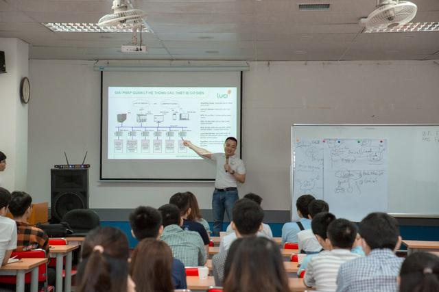 Luci hợp tác với học viện FPT Coking tổ chức workshop chuyên sâu về IoT và giải pháp đô thị thông minh tại Việt Nam - Ảnh 2.