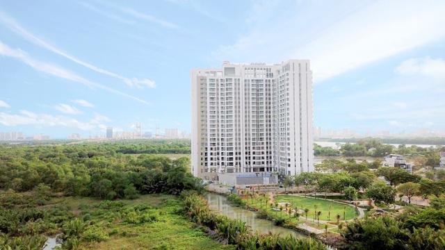 Trước ngày bàn giao, căn hộ Thủ Thiêm Dragon quận 2 được khách hàng đánh giá cao - Ảnh 1.