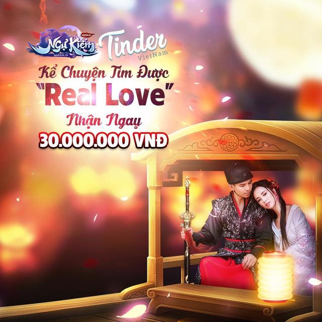 """Quyết tâm kiếm 30 triệu từ event, cô gái đăng đàn tuyển ngay """"real love"""" - Ảnh 1."""