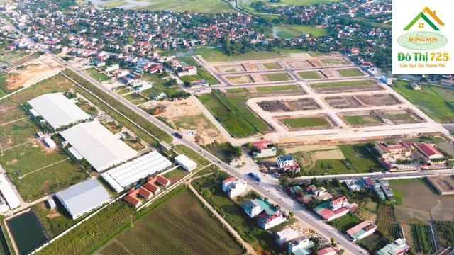 Đông Sơn – điểm thu hút thị trường bất động sản tại Thanh Hóa - Ảnh 1.