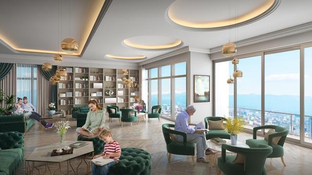 Sức hút của dự án bất động sản song hành cùng khách sạn 5 sao - Ảnh 1.