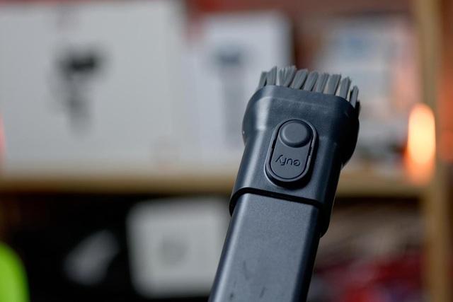 đầu nối của máy hút bụi
