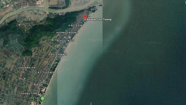 Điểm sáng mới cho vị trí mũi nhọn trên bãi biển Linh Trường - Ảnh 1.