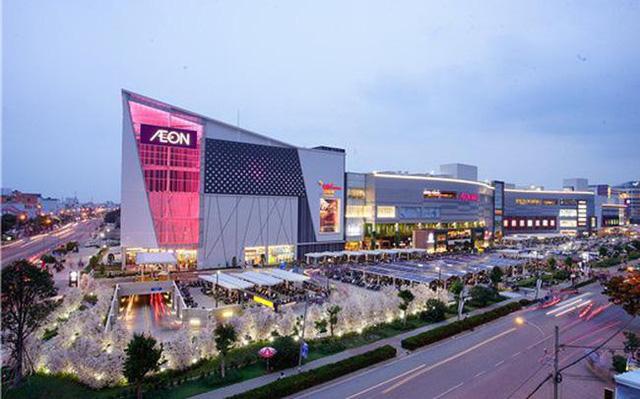 Cú huých từ AEON Mall Giáp Bát - Điểm mặt dự án hưởng lợi - Ảnh 1.