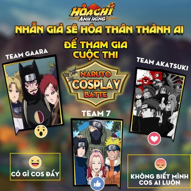 Cosplay - Naruto Cosplay Battle Hỏa Chí Anh Hùng Photo-2-15922848179431842997304