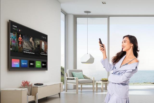 FPT Play Box+ 2020 hứa hẹn đem trải nghiệm điều khiển bằng giọng nói lên tầm cao mới - Ảnh 1.