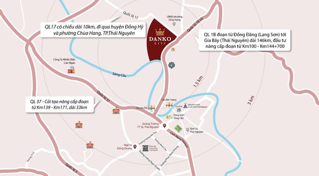 Quà tặng hấp dẫn, kích cầu thị trường BĐS dành cho khách hàng dự án Danko City - Ảnh 2.