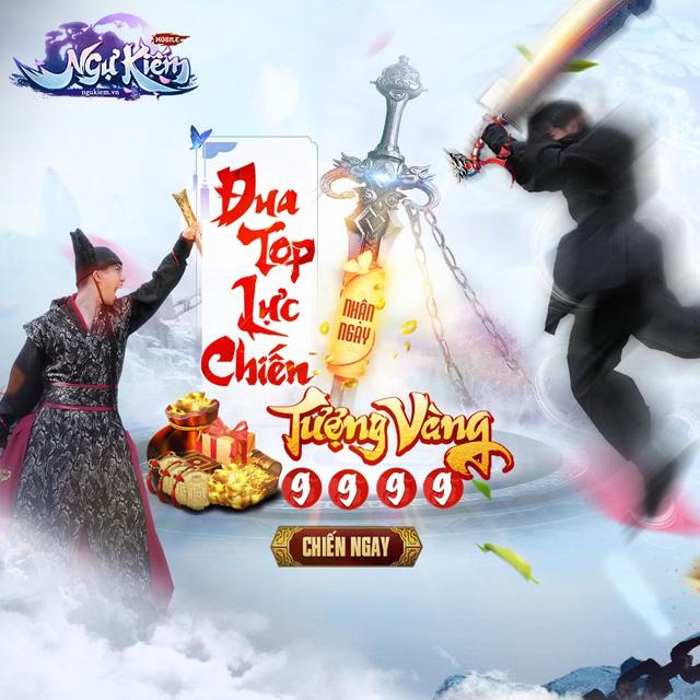 game mobile nhập vai kiếm hiệp Ngự Kiếm Mobile siêu phẩm 2020 Photo-3-15923671381841952825296