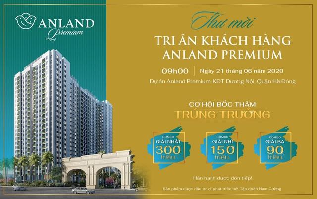 Tập đoàn Nam Cường tri ân khách hàng dự án Anland Premium trước thềm bàn giao nhà - Ảnh 1.