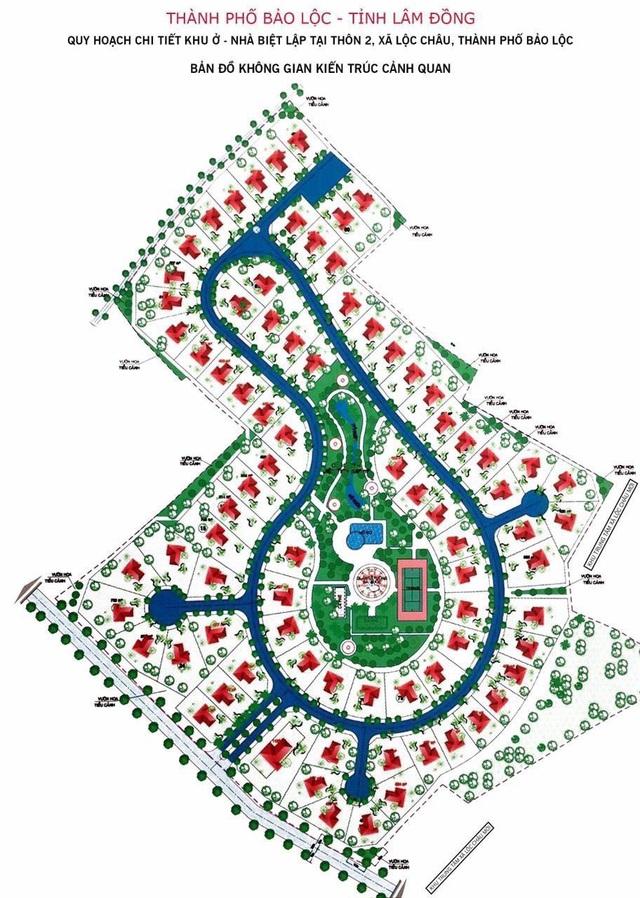 Khu Evergreen Club – thành phố xanh thu nhỏ giữa Cao Nguyên Bảo Lộc - Ảnh 1.
