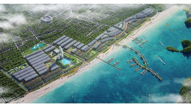 Sức hút của đất nền mặt biển Cẩm Phả cập bến Hạ Long - Ảnh 2.