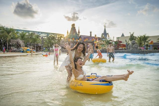 Giải mã sức hấp dẫn của công viên chủ đề lớn nhất Việt Nam - Ảnh 5.