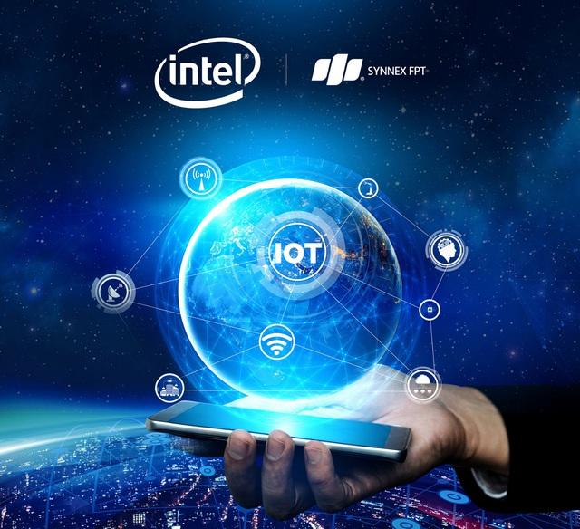 Intel IoT Solution Aggregator mở ra thế giới mới cho ngành hàng bán lẻ thông minh - Ảnh 1.