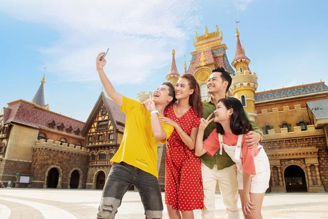 Giải mã sức hấp dẫn của công viên chủ đề lớn nhất Việt Nam - Ảnh 4.