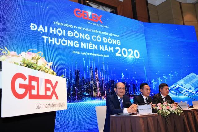 ĐHCĐ GELEX: Đẩy mạnh phát triển trên hai trụ cột, đặt kế hoạch lãi gần 1.000 tỷ đồng trong năm 2020 - Ảnh 1.