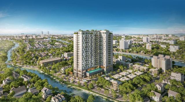 Lộ diện xu hướng căn hộ mới ngay trung tâm Quận 12 - Ảnh 1.