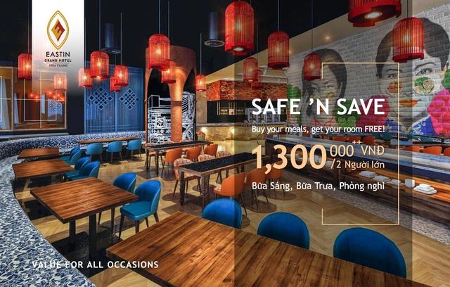 Eastin Grand Hotel Nha Trang ưu đãi 50% dịp mở cửa - Ảnh 1.
