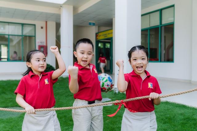 Truyền cảm hứng phát triển cho con trẻ tại môi trường mầm non song ngữ quốc tế - ảnh 2