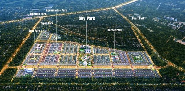 Dự án Gem Sky World được nhà đầu tư quan tâm - Ảnh 1.