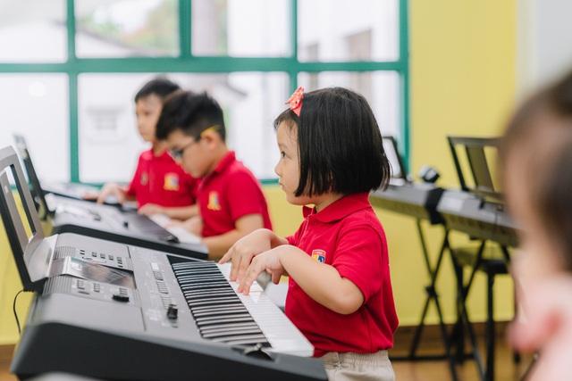 Truyền cảm hứng phát triển cho con trẻ tại môi trường mầm non song ngữ quốc tế - ảnh 3