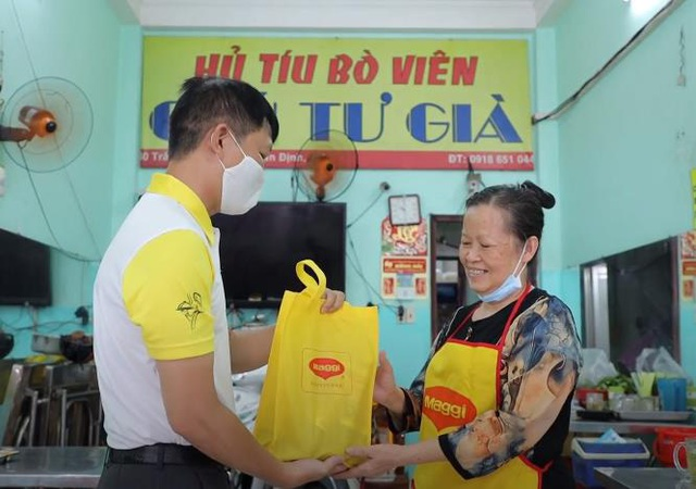 """Tổng Giám Đốc Nestlé Việt Nam: Hỗ trợ gần 22 tỷ đồng cho doanh nghiệp nhỏ để cùng """"Vượt thách thức, Đón thời cơ"""" hậu COVID-19 - Ảnh 2."""