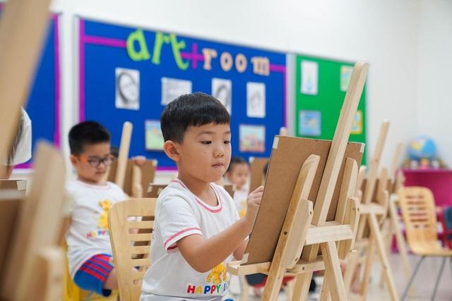 Truyền cảm hứng phát triển cho con trẻ tại môi trường mầm non song ngữ quốc tế - ảnh 4