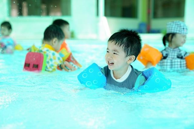 Truyền cảm hứng phát triển cho con trẻ tại môi trường mầm non song ngữ quốc tế - ảnh 5