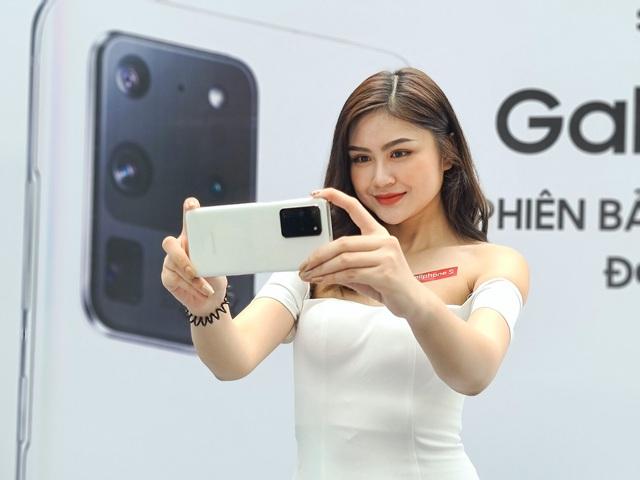 """Galaxy S20 Ultra Trắng Thiên Vân mở bán tại Cellphones, """"cháy"""" 1000 suất trong 3 ngày - Ảnh 4."""