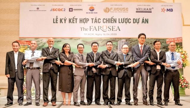 The Farosea khởi động thị trường Bình Thuận, quy tụ loạt thương hiệu uy tín - Ảnh 1.