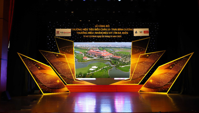 Sân Golf Tân Sơn Nhất nhận giải top 10 thương hiệu tiêu biểu Châu Á – Thái Bình Dương 2020 - Ảnh 1.