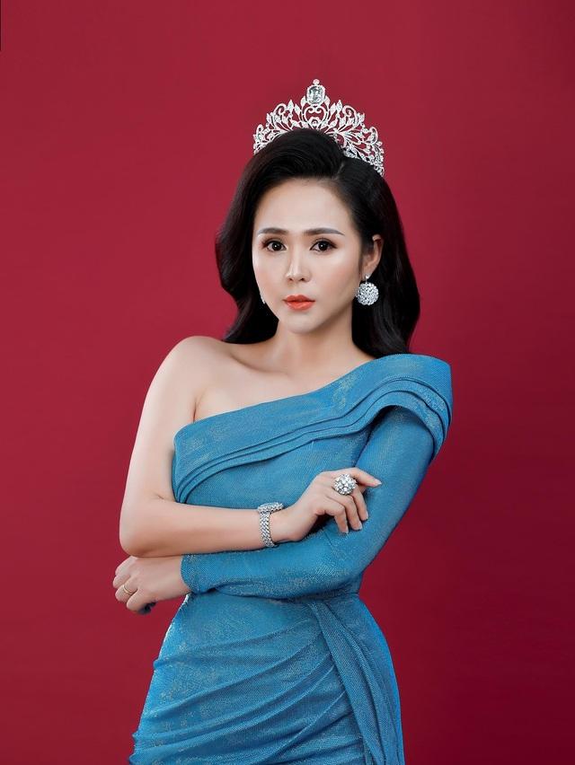 Chân dung nữ doanh nhân Bùi Thanh Hương, người đứng sau thành công của Happy Women Global Leader Network - Ảnh 1.