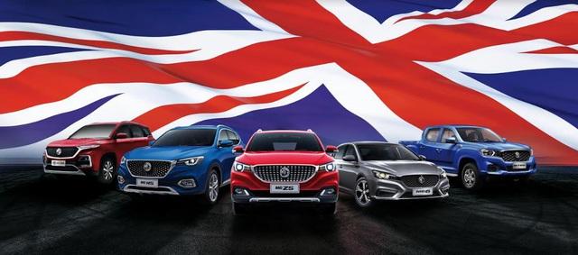 MG - Di sản ô tô Anh Quốc sắp tới Việt Nam - Ảnh 2.