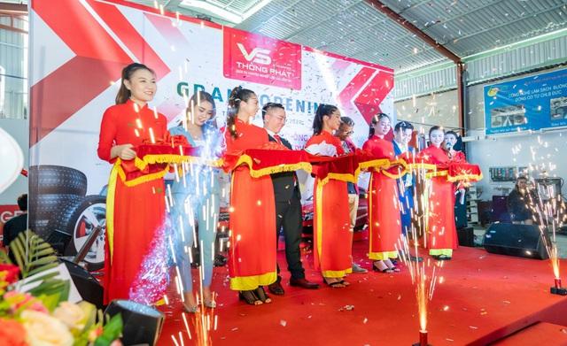Tập đoàn Vsetgroup Khai trương Công ty Cổ phần ô tô Thống Phát - Ảnh 1.