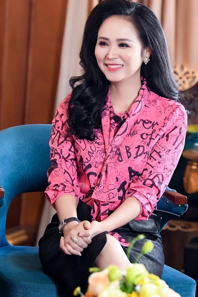 Chân dung nữ doanh nhân Bùi Thanh Hương, người đứng sau thành công của Happy Women Global Leader Network - Ảnh 4.
