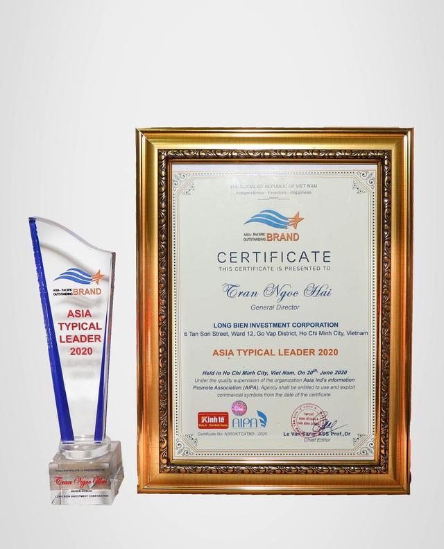 Sân Golf Tân Sơn Nhất nhận giải top 10 thương hiệu tiêu biểu Châu Á – Thái Bình Dương 2020 - Ảnh 4.