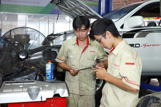 Tập đoàn Vsetgroup Khai trương Công ty Cổ phần ô tô Thống Phát - Ảnh 2.