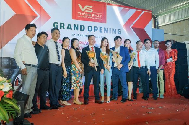 Tập đoàn Vsetgroup Khai trương Công ty Cổ phần ô tô Thống Phát - Ảnh 3.